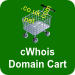 cWhois Domain Cart